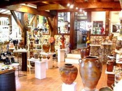 Show room of our pottery